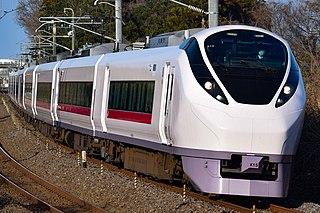 E657 series Japanese train type