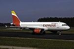 EC-MBU A320 Iberia Express SCQ 02.jpg