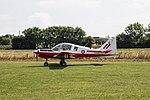 EGUD - Scottish Aviation Bulldog T1 - XX549 (28834655067).jpg