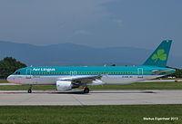 EI-DVK - A320 - Aer Lingus