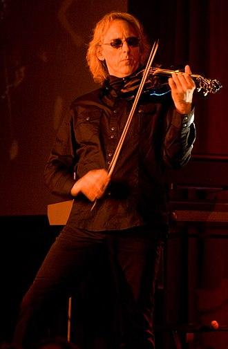 Eddie Jobson - Jobson with UKZ – BB King Blues Club, NYC, 20 August 2009