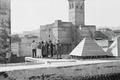 ETH-BIB-Gruppe auf einem Dach in Fès-Nordafrikaflug 1932-LBS MH02-13-0306.tif