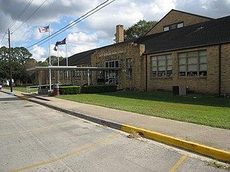 East Bernard, Texas - Image: East Bernard TX High School