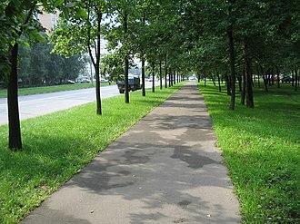 Vostochnoye Degunino District - Street view, Dubninskaya, Vostochnoye Degunino District