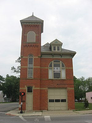 National Register of Historic Places listings in Defiance County, Ohio