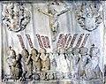 Ebenthal Gurnitz Pfarrkirche Grabstein Georg Sigmund von Neuhaus Relief 14052010 45.jpg