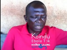 Datei:Ebola Survivors in Sierra Leone tell their story- Koindu survivor -Ebola.webm