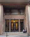 Edifici Fàbregas, entrada c. Jonqueres.jpg