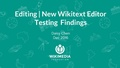 Editing - New Wikitext Editor, Save Publish Findings 2016.12.pdf