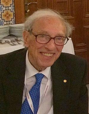 Edmond H. Fischer - Edmond H. Fischer in June 2016.