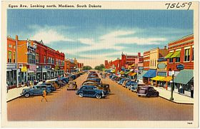 Egan Ave. looking north, Madison, South Dakota (75659).jpg