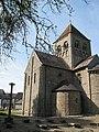 Eglise Notre-Dame sur l'Eau, Quartier Notre-Dame, Domfront, Orne, France 03.JPG