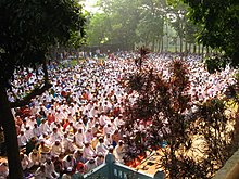 Eid prayers - Wikipedia