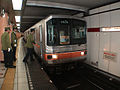 Eidan series 01 on Marunouchi Line.jpg