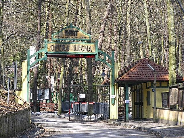 Opera Leśna