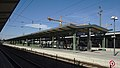 Eisenbahnstrecke, Wiener Vorortelinie - Teilbereich Heiligenstadt mit Station Heiligenstadt (52468) IMG 3082.jpg