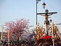 El Cristo de la Esperanza en su Gran Amor (Salud) por el pasillo de Santa Isabel (4470948129).jpg