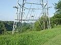 Electricity Pylon - Graig Llanishen Footpath - geograph.org.uk - 457337.jpg