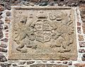 Elizabeth I coat of arms, Gorey Castle - geograph.ci - 323.jpg