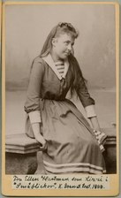 Ellen Hartman, rollporträtt - SMV - H3 189.tif
