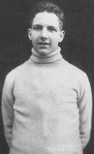 Ellis Rimmer - Rimmer in 1926