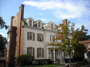 Foreign relations of Myanmar - Embassy of Burma in Washington, D.C..