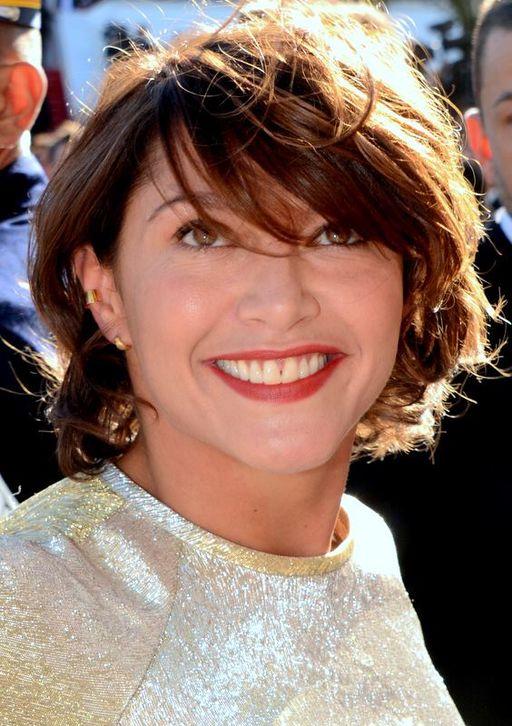 Emma de Caunes Cannes 2015