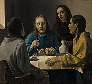 The men at Emmaus