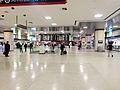 Empty penn station.JPG