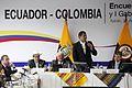 Encuentro Presidencial y I Reunión del Gabinete Binacional Ecuador-Colombia. (8265192464).jpg