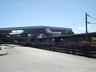 Enoggera railway station railway station in Brisbane, Queensland, Australia