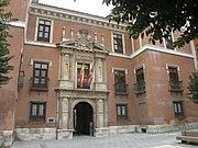 Entrada del Museo de Valladolid.JPG