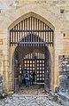 Entrance gate of the castle of Beynac.jpg