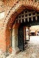Entrance in castle Rastenburg - panoramio.jpg