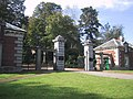 Entrance to Devington Park, Exminster - geograph.org.uk - 990102.jpg
