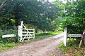 Entrance to Wyfold Grange - geograph.org.uk - 1048843.jpg