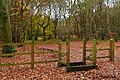 Entrance to bridleway at Kingswood Common - geograph.org.uk - 1049202.jpg