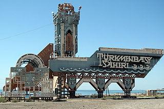 Türkmenbaşy, Turkmenistan Place in Turkmenistan