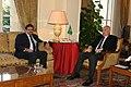 Entretient de M. Rafik Abdessalem, Ministre des Affaires Etrangères, avec le Secrétaire Général de la Ligue des Etats Arabes Nabil Al-Arabi. (6806007929).jpg