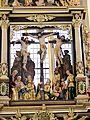 Erfurt Kaufmannskirche - Hochaltar 7 Kreuzigung.jpg