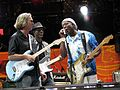 Eric Clapton, Keb Mo and Buddy Guy 26Jun2010.jpg