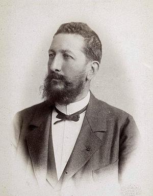 Ernest Chantre - Ernest Chantre
