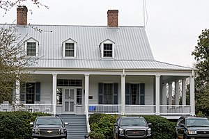 National Register of Historic Places listings in Allendale County, South Carolina - Image: Erwin House, Allendale County, SC, US