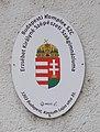 Erzsébet Királyné School, sign, 2018 Pesterzsébet.jpg