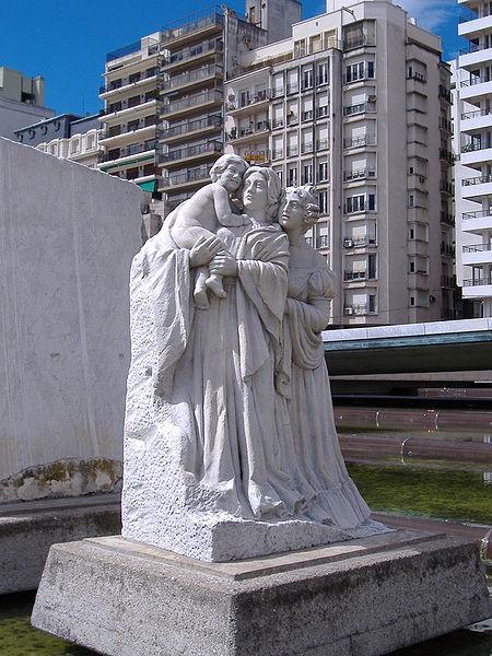 Archivo: Estatuas de Lola Mora 9.jpg