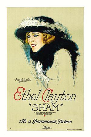 Sham (film) - Poster