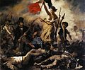 Eugène Delacroix - Liberty Leading the People (28th July 1830) - WGA6177.jpg
