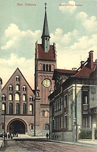Evangelický Kristův kostel (Ostrava)