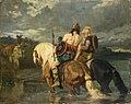 Evariste-Vital Luminais - Goths traversant une rivière.jpg