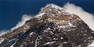 Mountain - Mount Everest, the highest peak on Earth